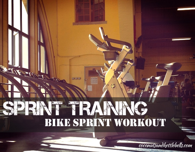 Short Bike Sprints
