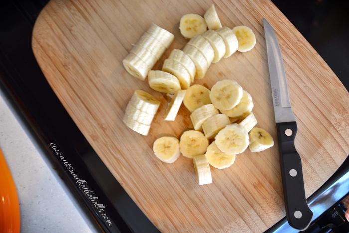 Banana Coconut Cream Bowl