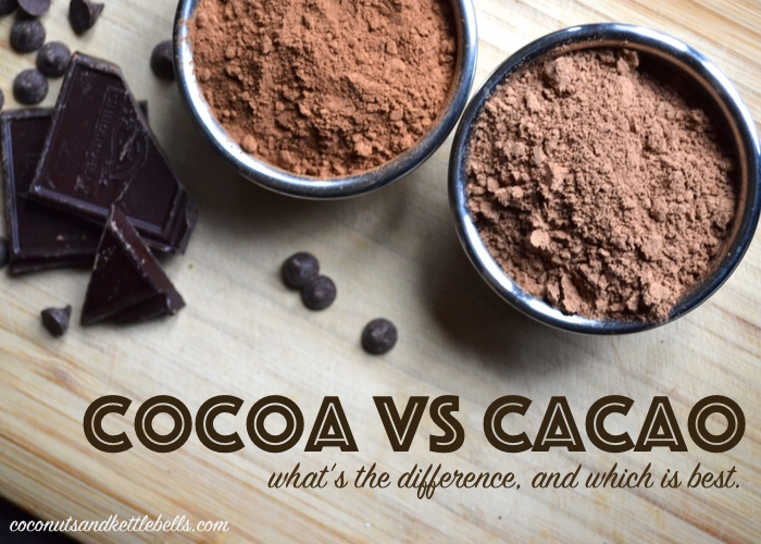 Cocoa vs Cacao: What's the Difference?