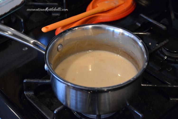 Coconut Condensed Milk - Coconuts & Kettlebells