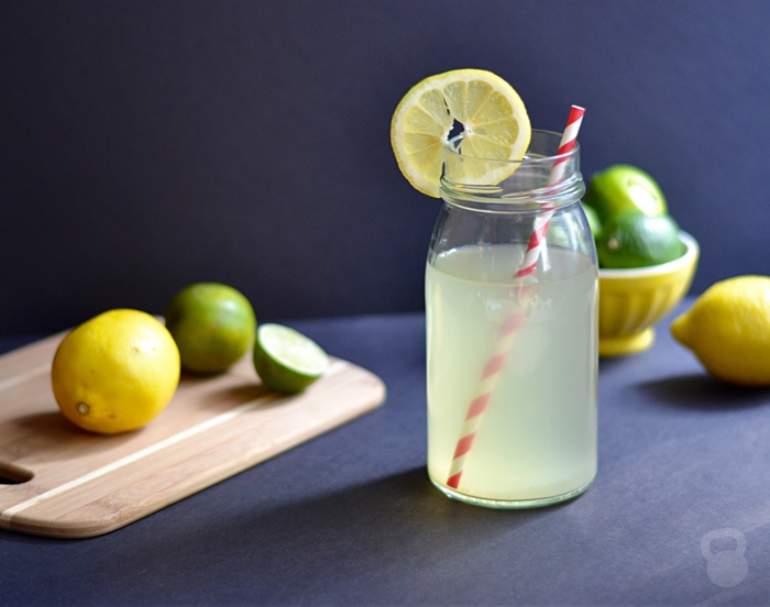 DIY Natural Electrolyte Drink