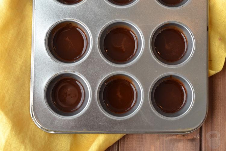 Dark Chocolate Honey Mint Recipe