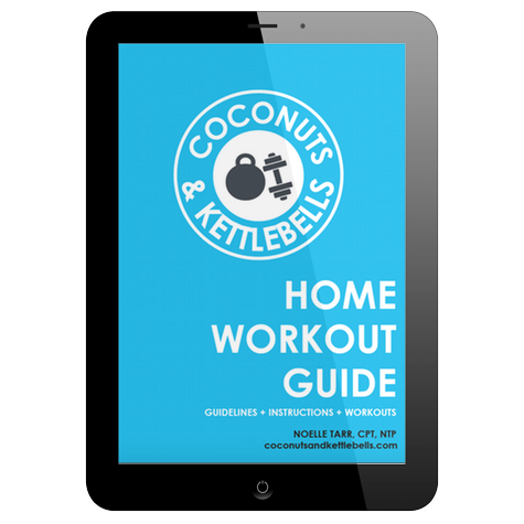 Home Workout Guide Homepage