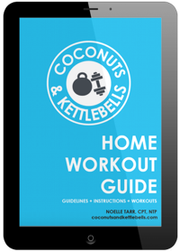Home Workout Guide - You're in!