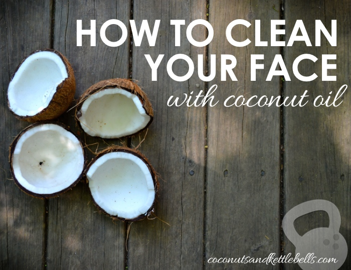 how to clear oily face
