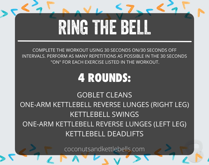 Ring the Bell Workout