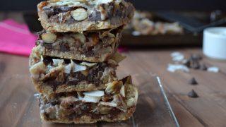 Magic Cookie Bars - Coconuts & Kettlebells