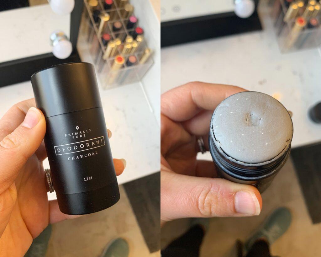 Primally Pure natural deodorant