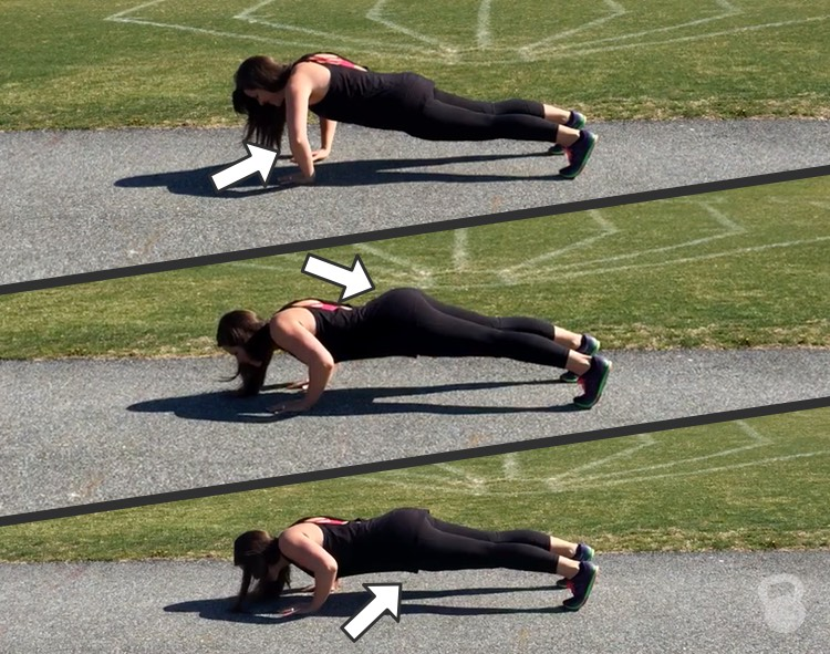 Are You Making These 3 Common Push-up Mistakes?