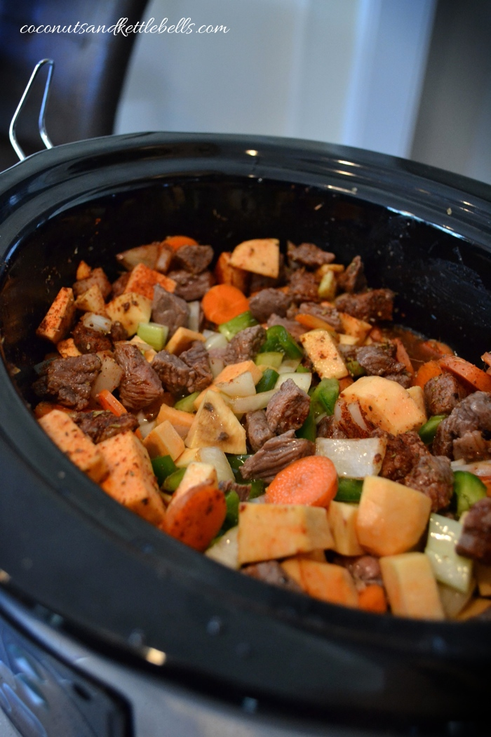 Spicy Crockpot Sweet Potatoes Recipe — Dishmaps