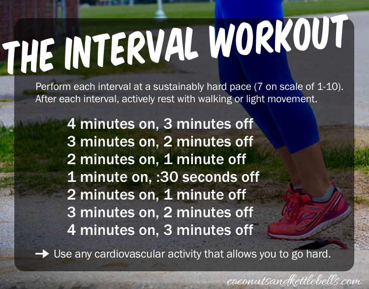 The Interval Workout