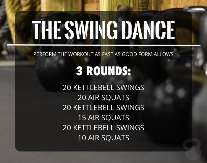 The Swing Dance