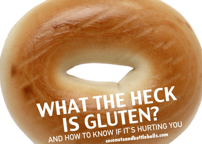 What the heck is Gluten? (and how to know if it's hurting you)