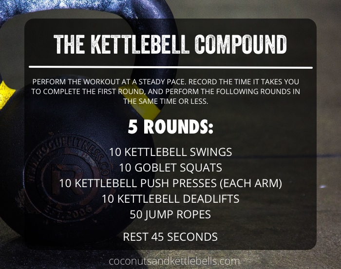 The Kettlebell Compound