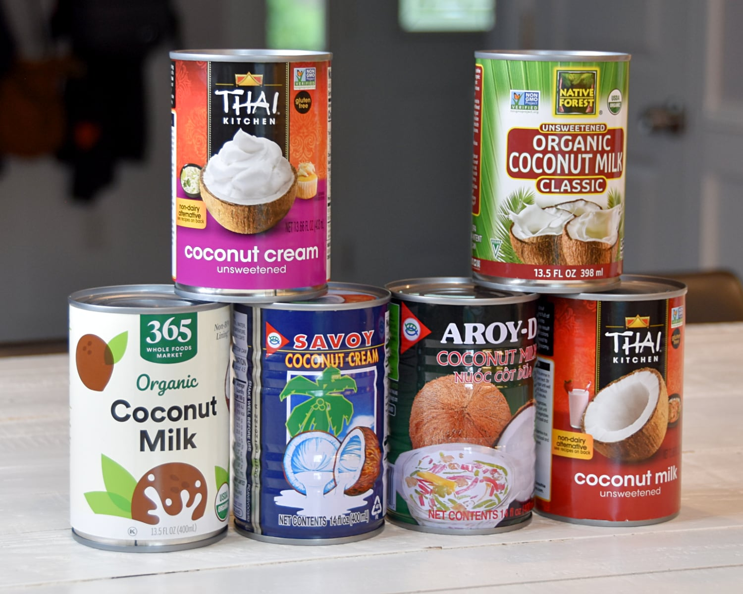 best brands of coconut milk for coconut whipped cream