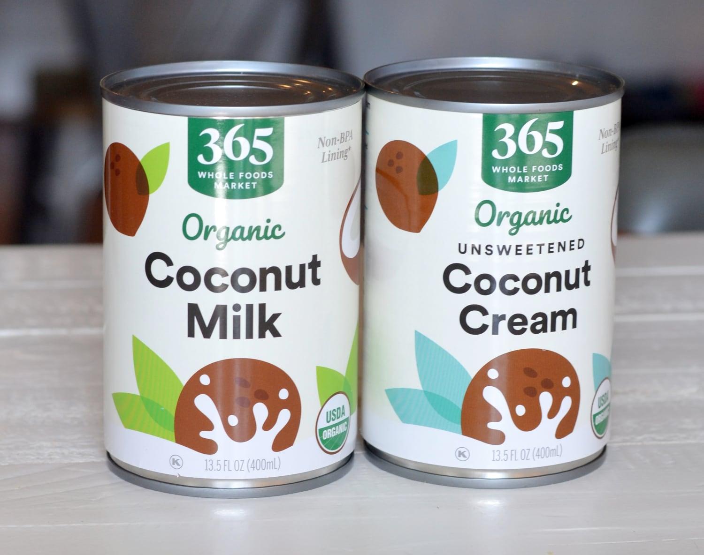 Coconut Milk vs Coconut Cream: What's the Difference?