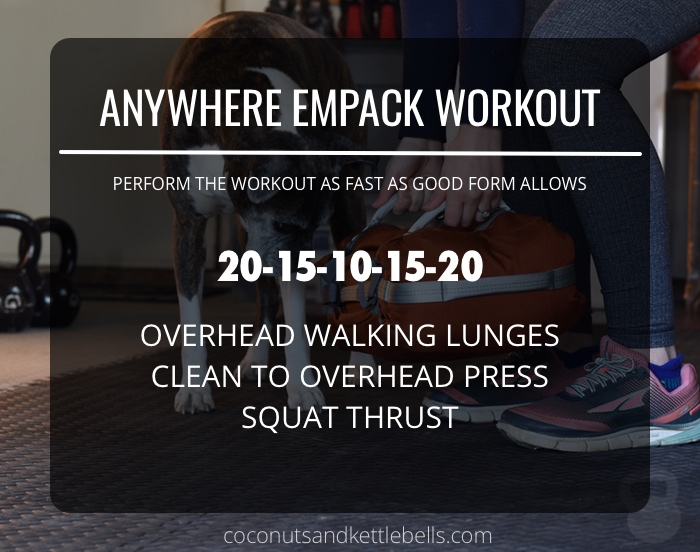 The Anywhere EmPack Workout