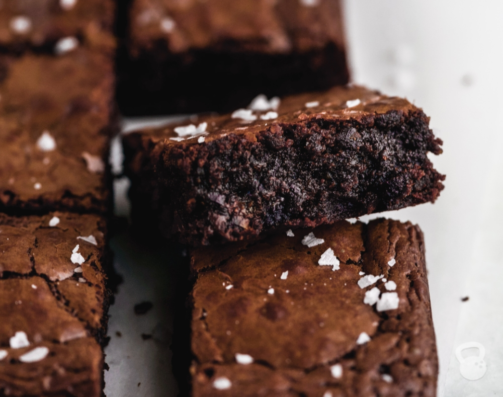 Fudgy Paleo Brownies (Crackly Top, Gluten-Free)